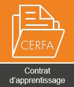 CERFA contrat apprentissage
